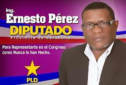 Ernesto perez DIPUTADO