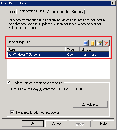 how to create rules in windows mail