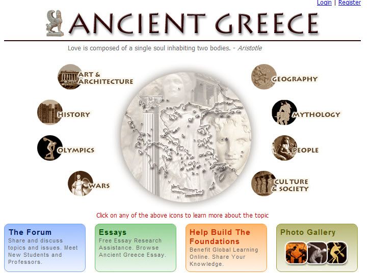 Write my ancient greece homework ideas