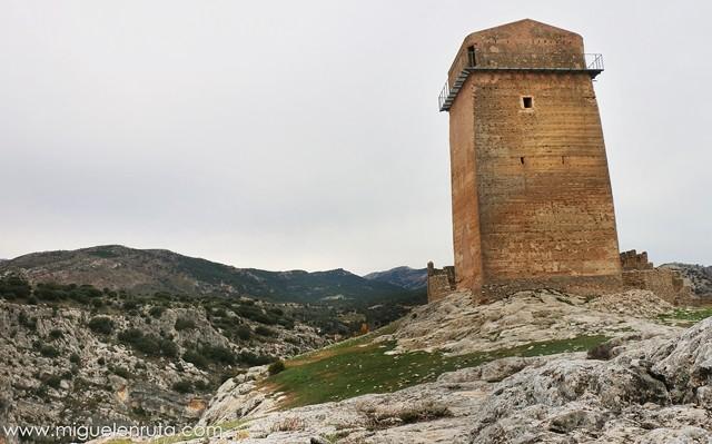 Torre-Castillo-Taibilla