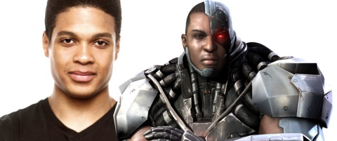 RAY FISHER INTERPRETARÁ A CYBORG
