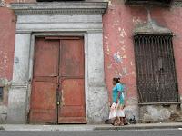 Fachada de casona en Trujillo. Foto: ANDINA/Oscar Paz