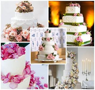 Macam-macam Bentuk Kue Pernikahan