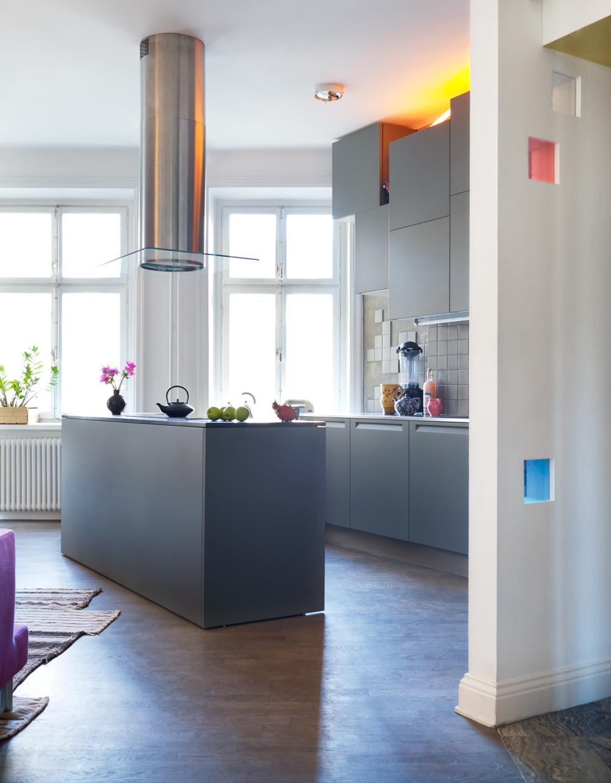 Interior modern flat seaofgirasoles for Modern flat interior