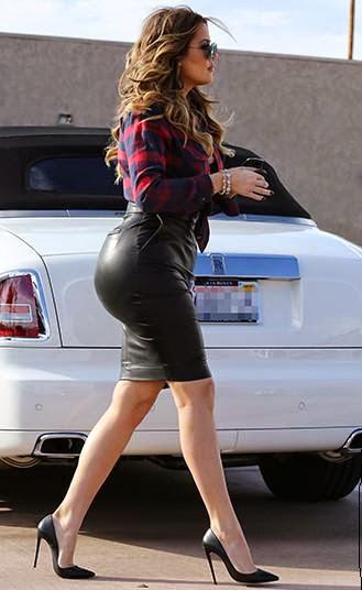 khloe kardashian, fake butt, bubbles bodywear, butt pads, kim kardashian,