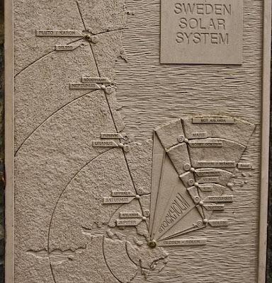 giant solar system model - photo #44