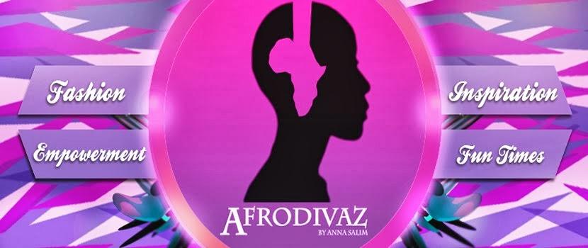 AfroDivaz By Anna Salim                                                                          .