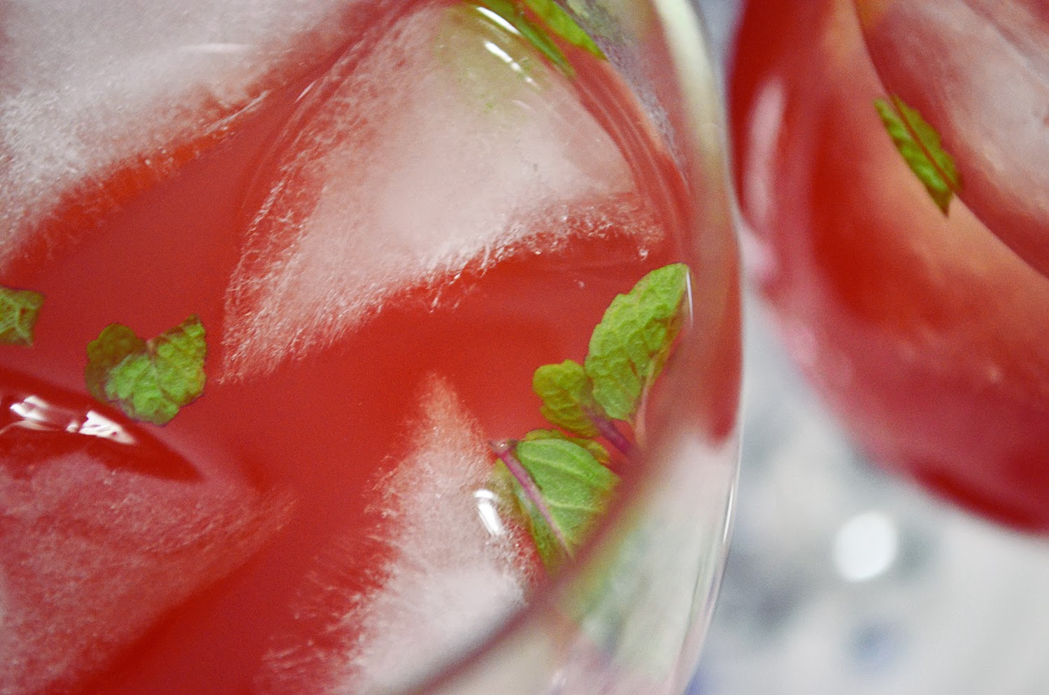 Spring/Summer Cranberry Cocktails