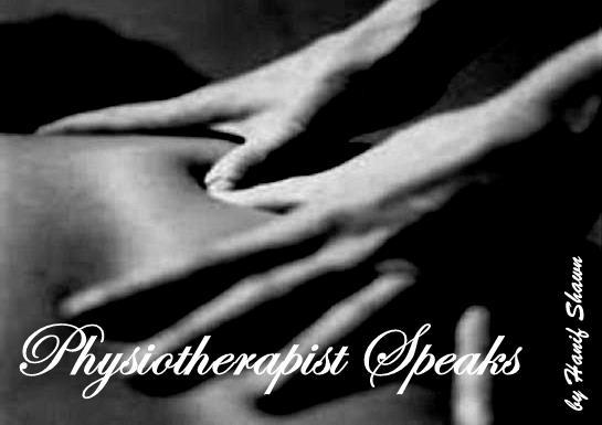 Physiotherapist Speaks