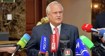 Переговоры минской контактной группы по урегулированию в Донбассе