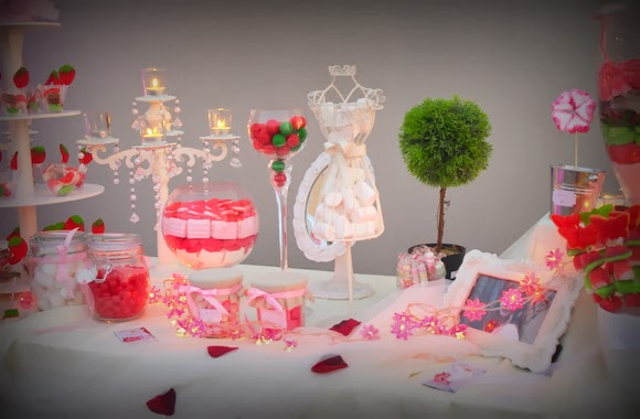Ideas originales para una boda | Centros de mesas deliciosos