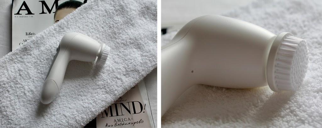 Braun Silk Epil 7 SkinSpa Set - Exfoliating Face Brush