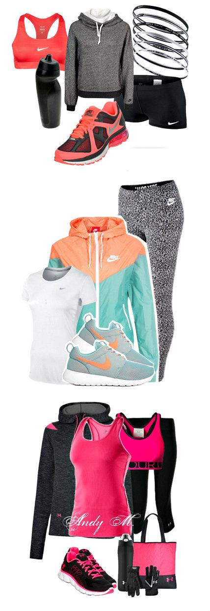 Exercise Clothes  >>> Click through for sources
