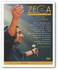 Download Zeca Pagodinho Ao Vivo com os Amigos AVI DVDRip + Torrent DVD R