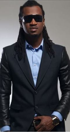Paul Okoye's Steaming Photo Shots