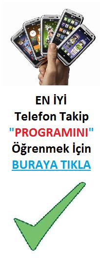 Telefon Takip Programı