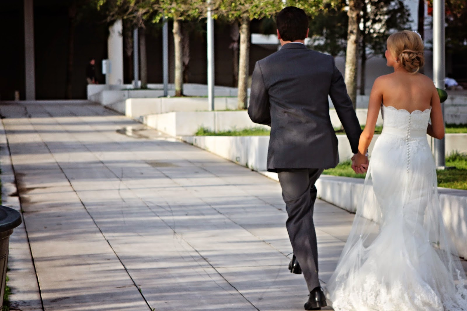 wedding day snapshot