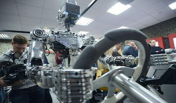 Το Ρωσικό ρομπότ που θα αλλάξει τον τρόπο εξερεύνησης του διαστήματος [Βίντεο]