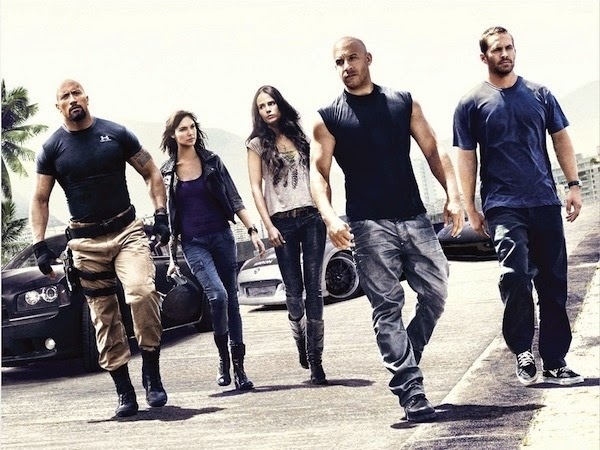 Furious 7 Speeds Toward Another HUGE Weekend At Box Office