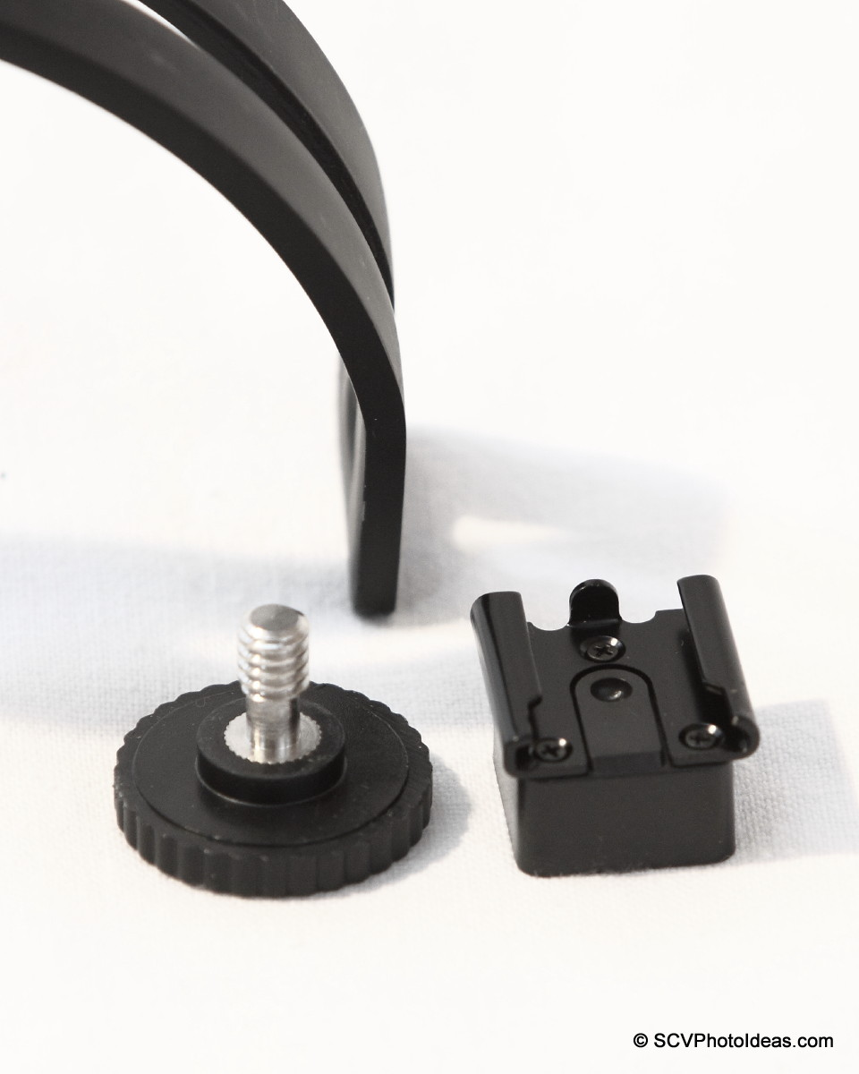 Boling C-Shape Flash Bracket flash socket parts