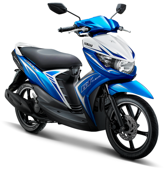 Yamaha Mio Soul Gt Streetfighter Custom New Motorcycle 2014