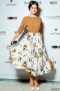 modne spódnice, spódnice, spódnica plisowana, plisowana spódnica, miroslava duma,