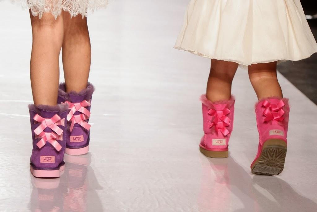 Ugg SS14 #petiteParade Kids Fashion Week
