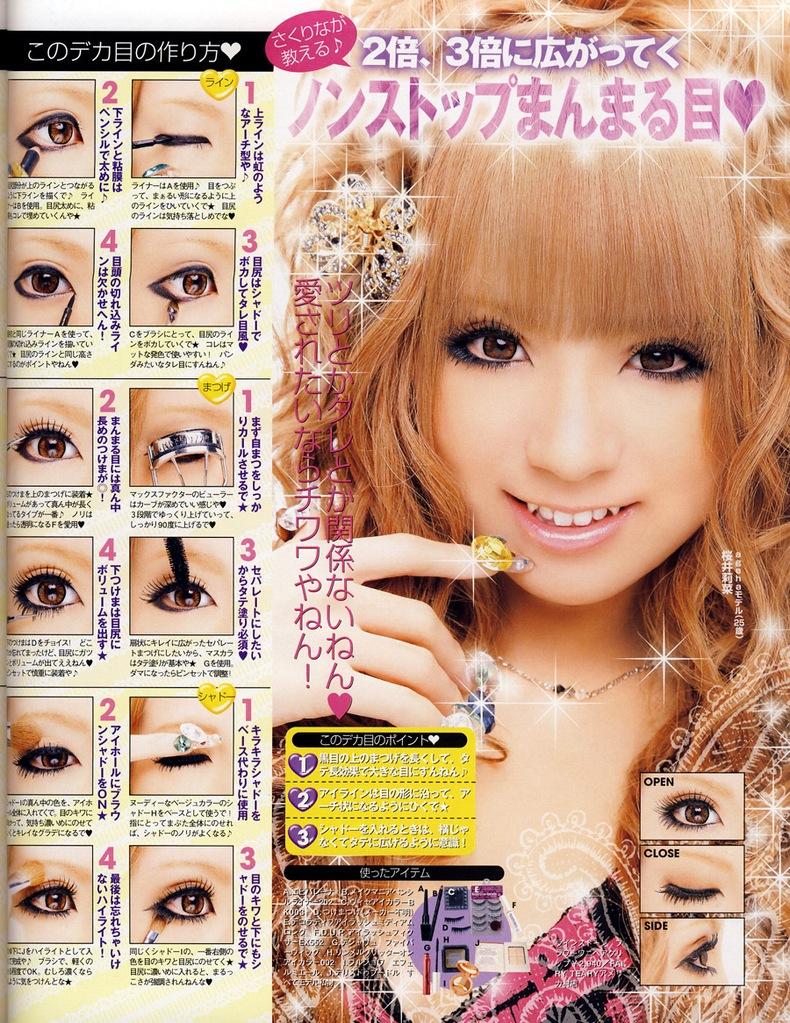 ariska pue's blog: Gya... Ulzzang Makeup Tutorial Blog