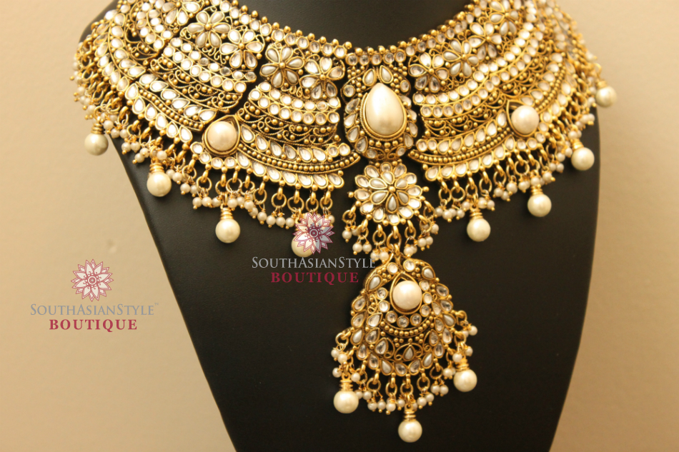 South Asian Style Toronto Bridal Jewellery Clothing
