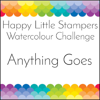 +++HLS May Watercolour Challenge