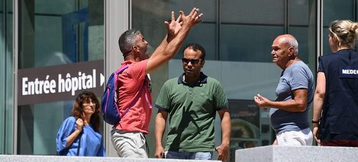 Τραγικό βίντεο: Πατέρας μαθαίνει πως η οικογένειά του ξεκληρίστηκε στη Νίκαια!!