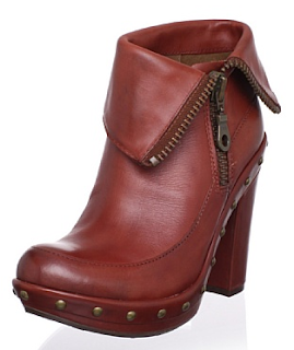 MyHabit: Up to 60% off: Kork-Ease Shoes: Foldover Bootie