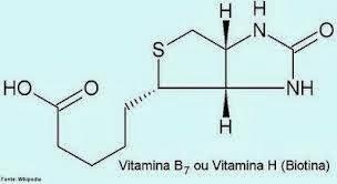 Vitamina B7: biotina
