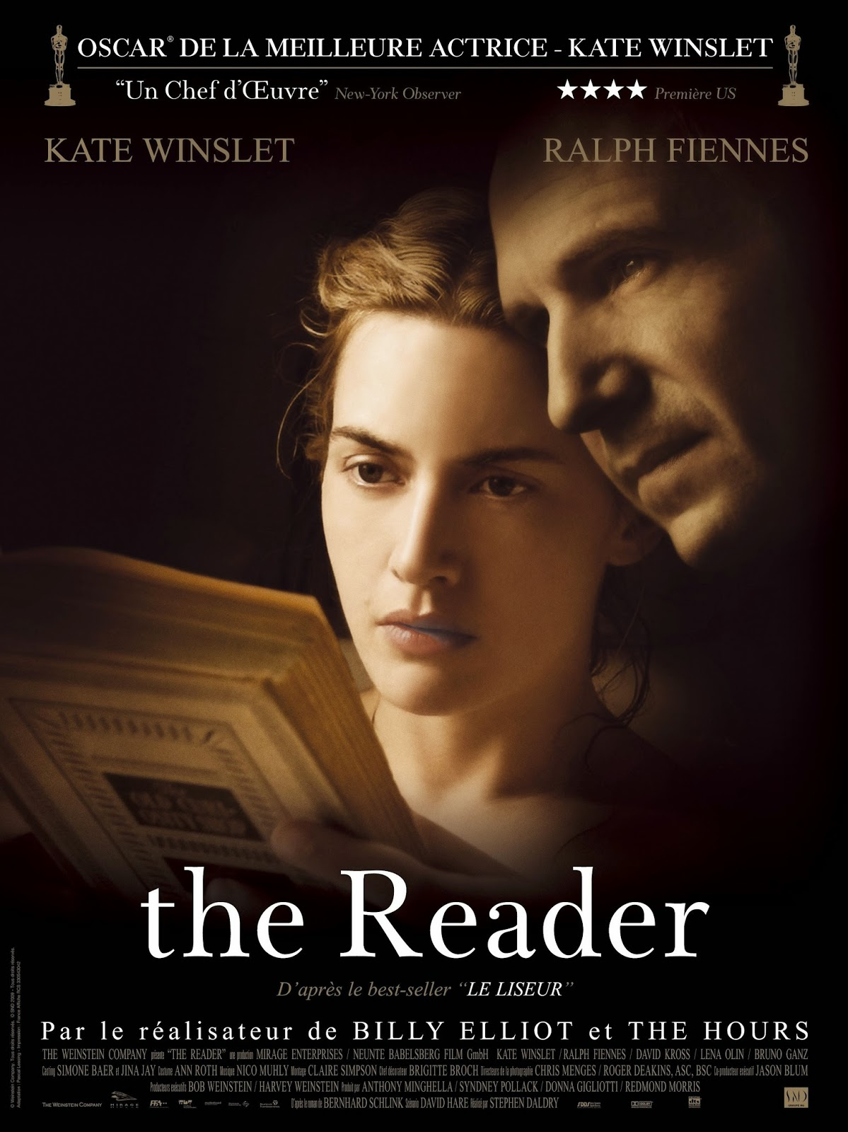 the relationship between michael and hanna in the story the reader The film centers on a sexual relationship between hanna (kate winslet), a woman in her mid-30s, and michael (david kross), a boy of 15 that such things are wrong is beside the point they happen, and the story is about how it connected with her earlier life and his later one.