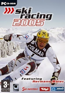 Ski Racing 2005   Featuring Hermann Maier   PC