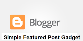 Post em Destaque no Blogger 2016