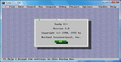 Turbo C++ 3.0 Compiler Free Download