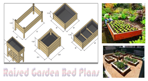 Garden Design Garden Design with Ways to Build Raised Vegetable