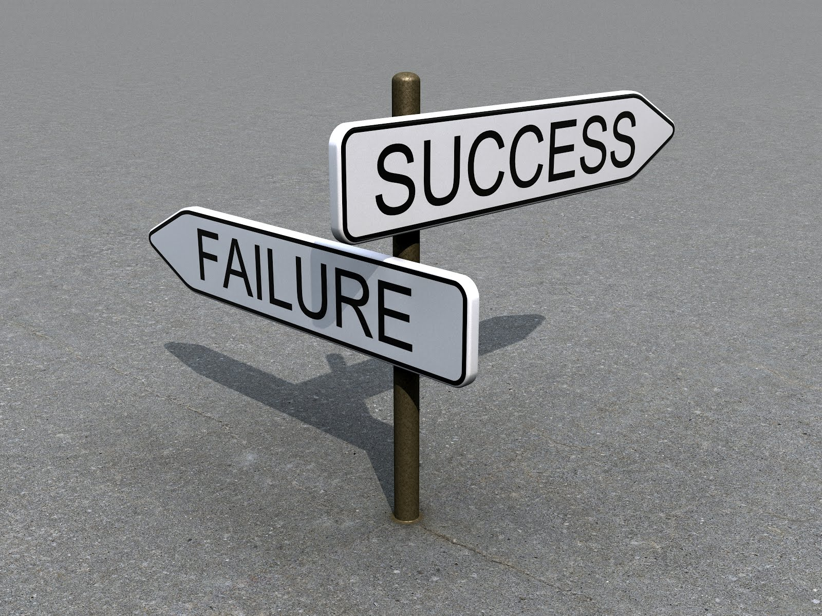 Sucesso e falha
