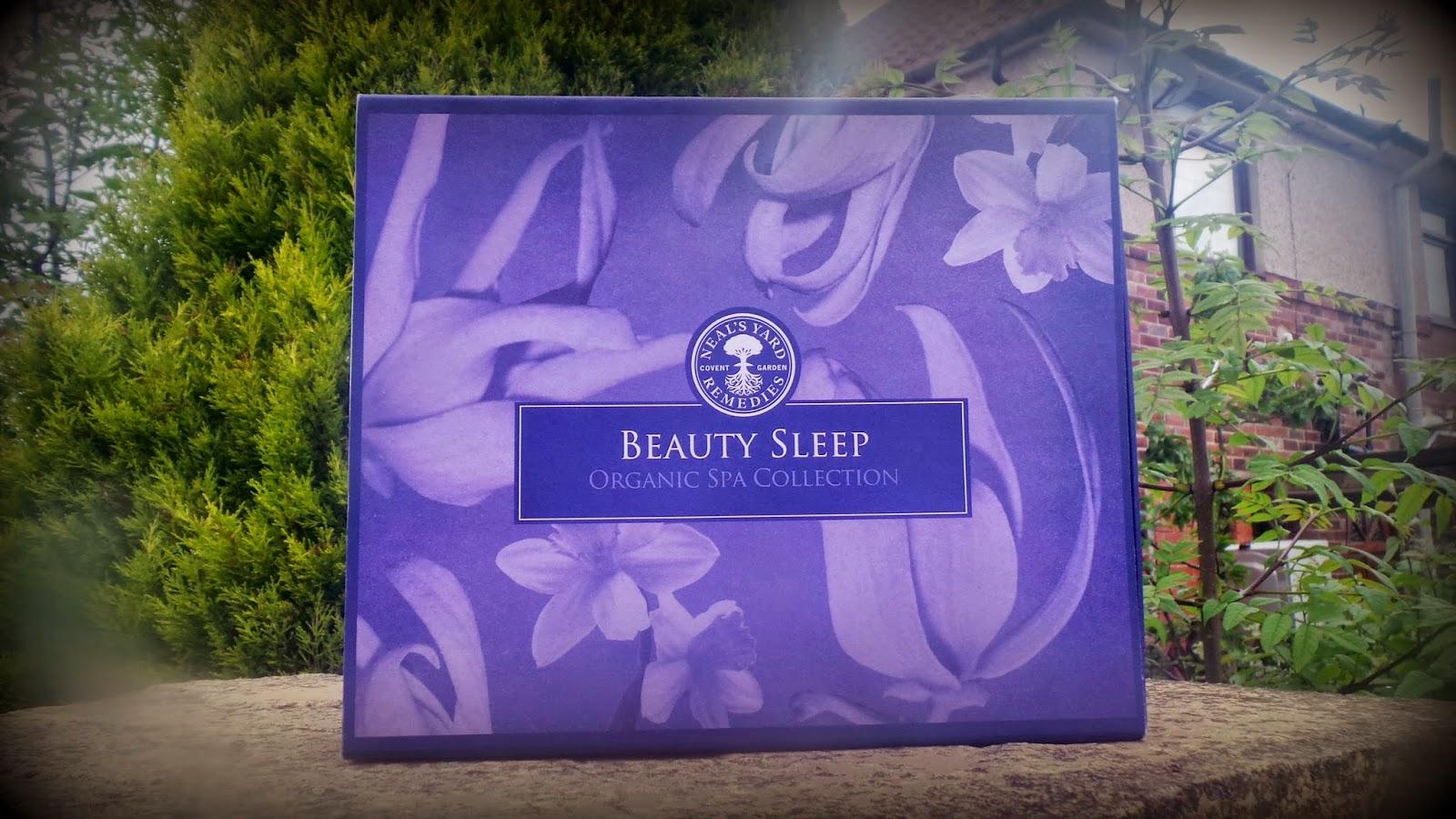 sleep aid gift set