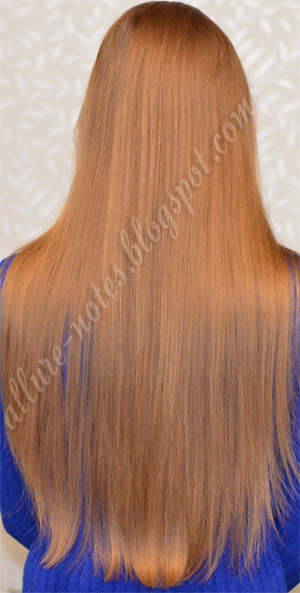 отзыв свотчи блог фото на волосах