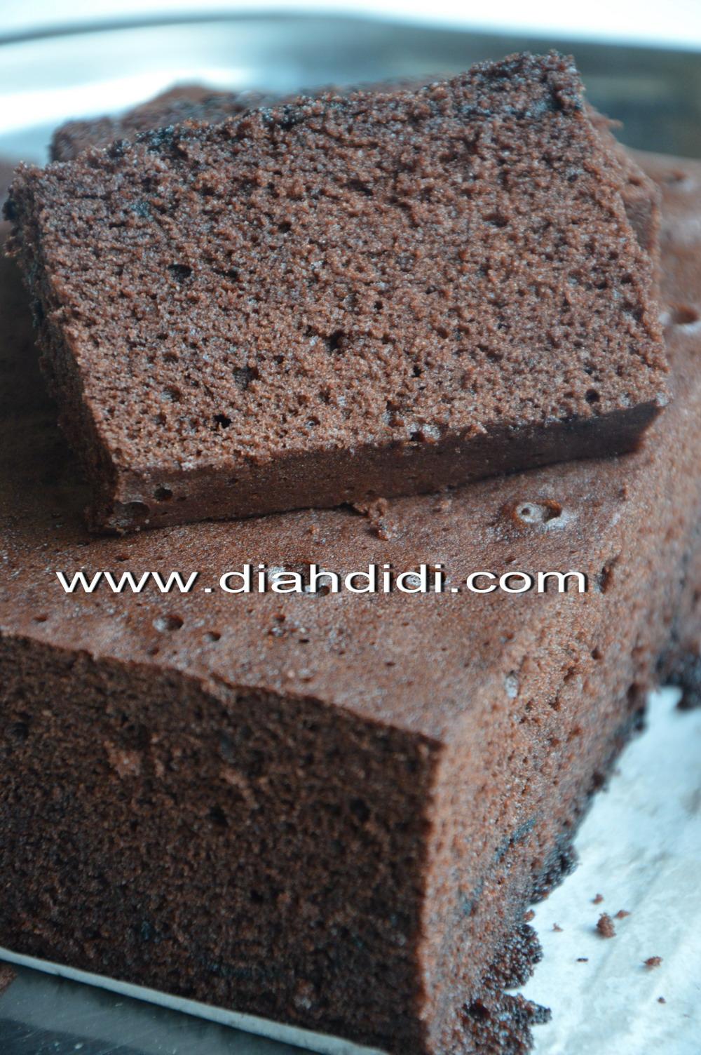 Diah Didi S Kitchen Brownies Kukus Ny Liem