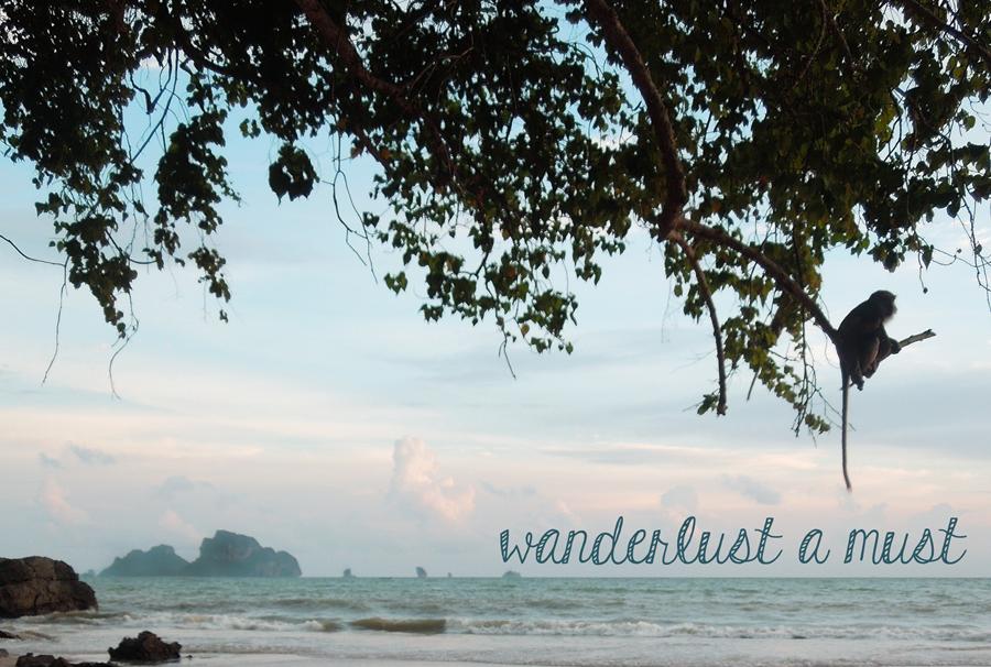 Wanderlust a Must