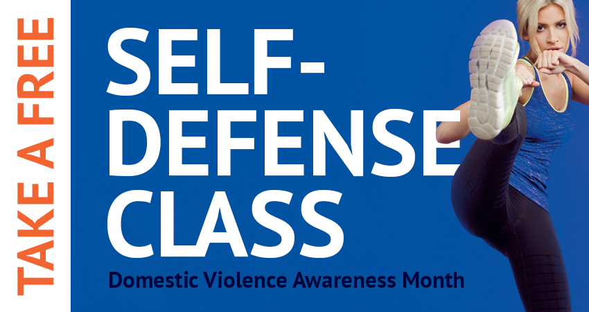Take Self Defense Classess