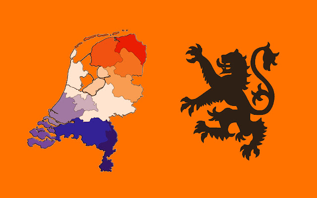 oranje nederland wallpaper