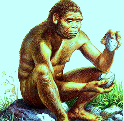 Mengulas habis Manusia Purba Jenis Homo