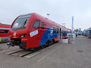 Bahnindustrie: Stadler: Neue Stadler-Regionaltriebzüge erhalten Zulassung