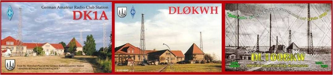 DK1A DL0KWH DL100BKW