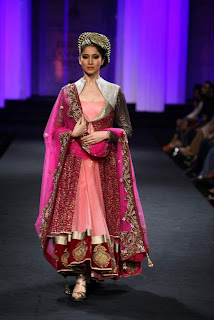 Vikram Phadnis Bridal Anarkali Frocks