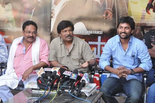 Paisa Movie Success Meet Event Photos